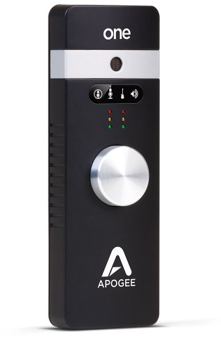 apogee one review nuts for audio. Black Bedroom Furniture Sets. Home Design Ideas