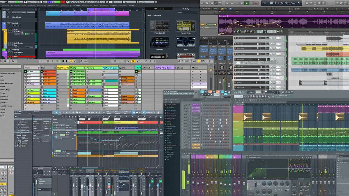 Best DAW For Electronic Music Production in 2018 - Nuts for
